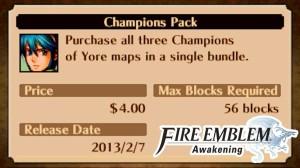 Fire Emblem DLC